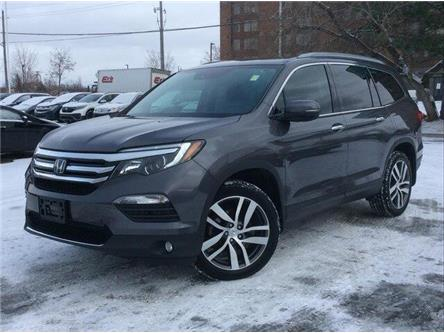 2018 Honda Pilot Touring (Stk: P4841) in Ottawa - Image 1 of 30