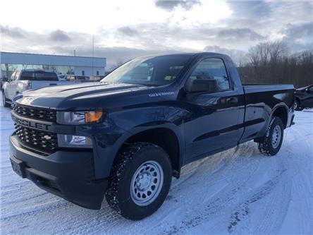 2020 Chevrolet Silverado 1500 Work Truck (Stk: 38199) in Owen Sound - Image 1 of 12