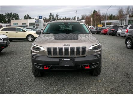 2020 Jeep Cherokee Trailhawk (Stk: L554303) in Abbotsford - Image 2 of 26