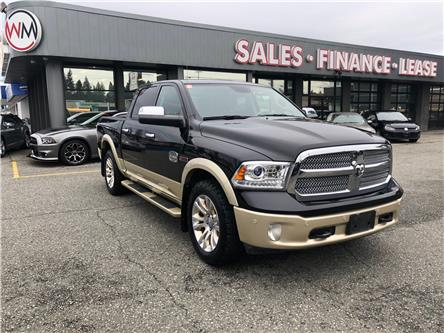 2016 RAM 1500 Longhorn (Stk: 16-308276) in Abbotsford - Image 1 of 17