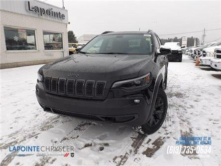2020 Jeep Cherokee Sport (Stk: 20058) in Pembroke - Image 1 of 25