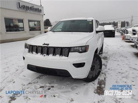 2020 Jeep Grand Cherokee Laredo (Stk: 20062) in Pembroke - Image 1 of 27