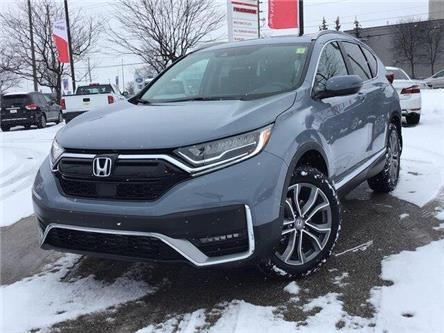 2020 Honda CR-V Touring (Stk: 20275) in Barrie - Image 1 of 24