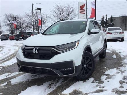 2020 Honda CR-V Black Edition (Stk: 20270) in Barrie - Image 1 of 28