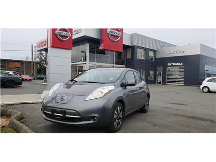 2016 Nissan LEAF SV (Stk: P0132) in Duncan - Image 1 of 18