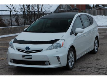 2012 Toyota Prius v Base (Stk: 1911558) in Waterloo - Image 1 of 26