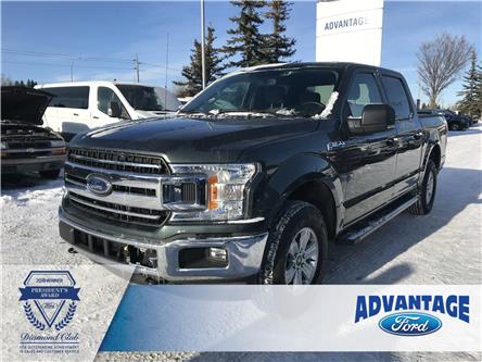 2018 Ford F-150 XLT (Stk: K-2405A) in Calgary - Image 1 of 19