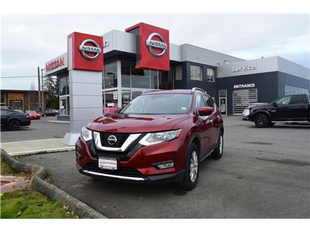 2019 Nissan Rogue SV (Stk: P0091) in Duncan - Image 1 of 19