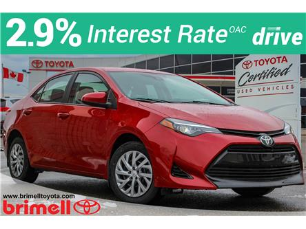2019 Toyota Corolla LE (Stk: 10134) in Scarborough - Image 1 of 21