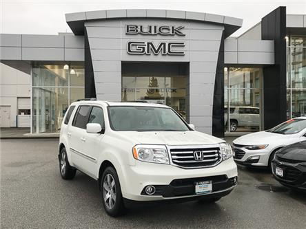 2015 Honda Pilot Touring (Stk: 9L82901) in North Vancouver - Image 2 of 27