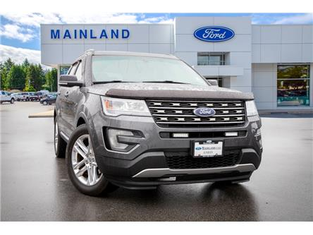 2016 Ford Explorer XLT (Stk: P35032A) in Vancouver - Image 1 of 26