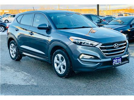 2016 Hyundai Tucson Base (Stk: 8190H) in Markham - Image 1 of 21