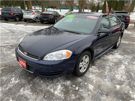 2009 Chevrolet Impala LS (Stk: ) in Cobourg - Image 1 of 14