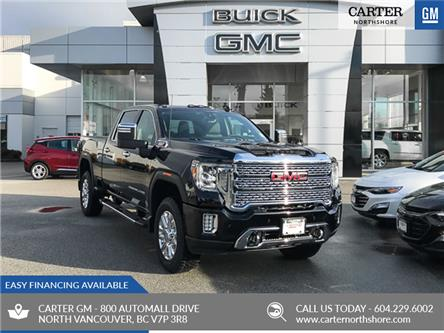 2020 GMC Sierra 3500HD Denali (Stk: R49740) in North Vancouver - Image 1 of 13