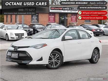 2017 Toyota Corolla LE (Stk: ) in Scarborough - Image 1 of 27