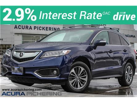 2018 Acura RDX Elite (Stk: AP5047) in Pickering - Image 1 of 33