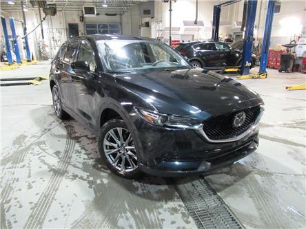 2019 Mazda CX-5 Signature (Stk: M2270) in Calgary - Image 1 of 2