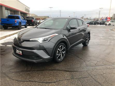 2018 Toyota C-HR XLE (Stk: 2003871) in Cambridge - Image 2 of 15
