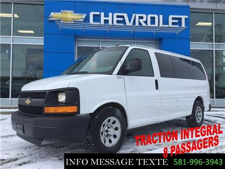 2012 GMC Savana  (Stk: CHEVYX8098) in Ste-Marie - Image 1 of 28