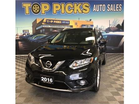 2016 Nissan Rogue SV (Stk: 806691) in NORTH BAY - Image 1 of 29