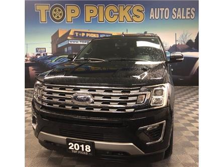 2018 Ford Expedition Max Limited (Stk: A01303) in NORTH BAY - Image 1 of 29