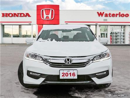 2016 Honda Accord Sport (Stk: U6525) in Waterloo - Image 2 of 27