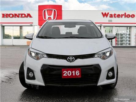 2016 Toyota Corolla S (Stk: U6490) in Waterloo - Image 2 of 27