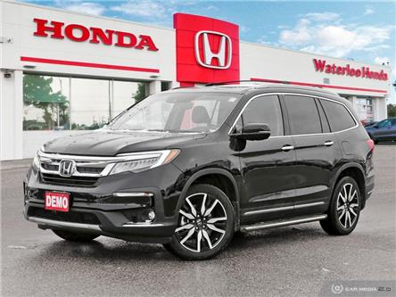 2019 Honda Pilot Touring (Stk: H5572) in Waterloo - Image 1 of 27
