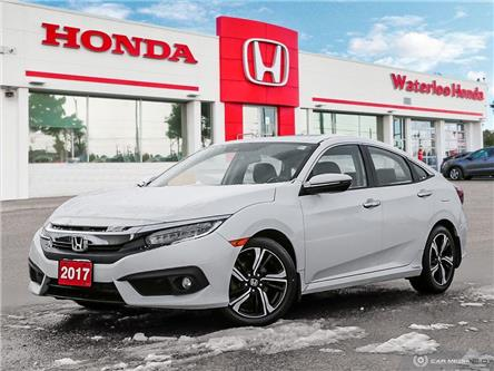 2017 Honda Civic Touring (Stk: u6508) in Waterloo - Image 1 of 27