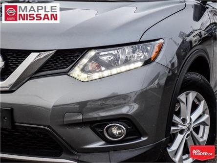 2016 Nissan Rogue SV AWD|Panoroof|Backup Camera|Heated Seats|Alloys| (Stk: M20R101A) in Maple - Image 2 of 25