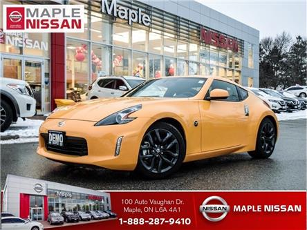 2019 Nissan 370Z Alloys|Backup Camera|Manual Transmission (Stk: M19Z006) in Maple - Image 1 of 22