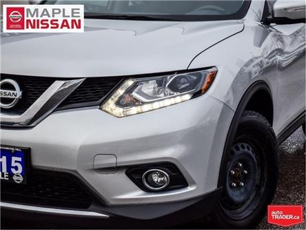 2015 Nissan Rogue SL AWD|GPS|Around View Camera|Push Start|Panoramic (Stk: LM444) in Maple - Image 2 of 25