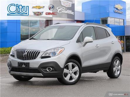 2016 Buick Encore Convenience (Stk: R12450) in Toronto - Image 1 of 27