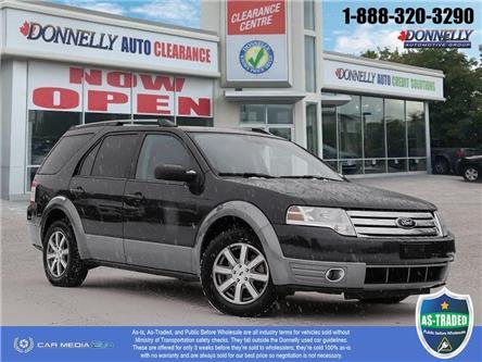 2008 Ford Taurus X SEL (Stk: PBWDUR6315A) in Ottawa - Image 1 of 28