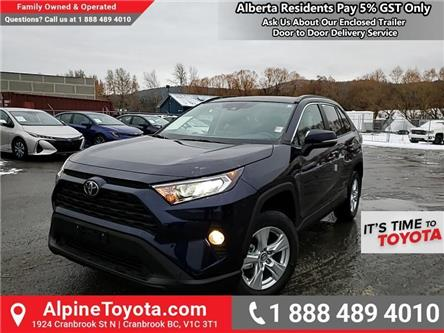 2020 Toyota RAV4 XLE (Stk: W085302) in Cranbrook - Image 1 of 25