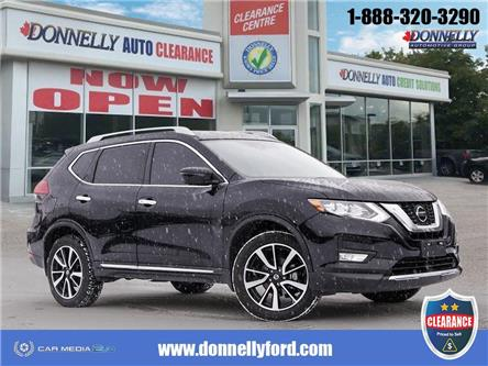 2019 Nissan Rogue  (Stk: CLDS1720A) in Ottawa - Image 1 of 28