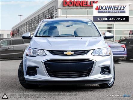 2018 Chevrolet Sonic LT Auto (Stk: KUR2301) in Kanata - Image 2 of 27