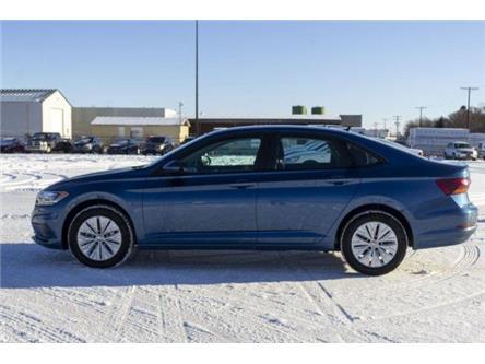 2019 Volkswagen Jetta 1.4 TSI Comfortline (Stk: V1100) in Prince Albert - Image 2 of 11