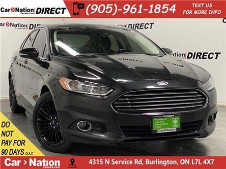 2013 Ford Fusion SE (Stk: DRD2737A) in Burlington - Image 1 of 37