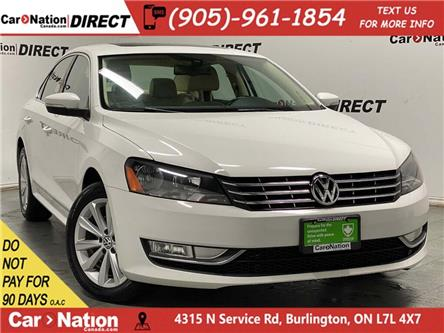 2013 Volkswagen Passat 2.0 TDI Highline (Stk: CN6061) in Burlington - Image 1 of 38
