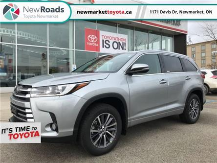 2019 Toyota Highlander XLE (Stk: 34829) in Newmarket - Image 1 of 19