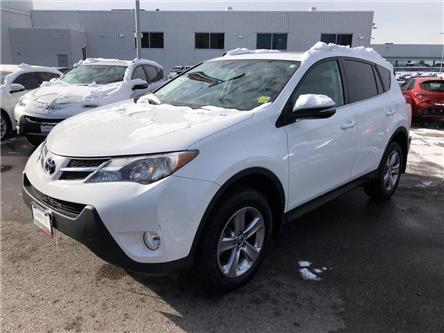 2015 Toyota RAV4 XLE (Stk: U2984) in Vaughan - Image 1 of 23