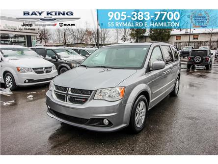 2013 Dodge Grand Caravan Crew (Stk: 197372A) in Hamilton - Image 1 of 22
