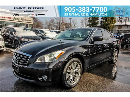 2012 Infiniti M37x Base (Stk: 197403A) in Hamilton - Image 1 of 26