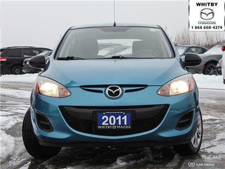 2011 Mazda Mazda2 GX (Stk: 190340B) in Whitby - Image 2 of 27