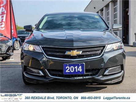 2014 Chevrolet Impala 1LS (Stk: T11633A) in Etobicoke - Image 2 of 23