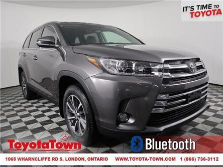 2019 Toyota Highlander XLE (Stk: D1795) in London - Image 1 of 30