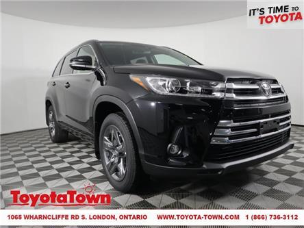 2019 Toyota Highlander Limited (Stk: D1842) in London - Image 1 of 30