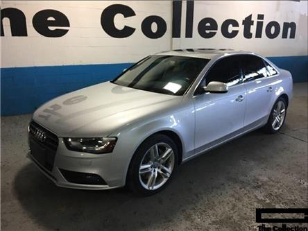 2013 Audi A4  (Stk: 11465) in Toronto - Image 1 of 27