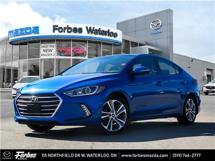 2017 Hyundai Elantra  (Stk: M6532A) in Waterloo - Image 1 of 24
